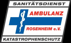 Logo Ambulanz Rosenheim e.V.