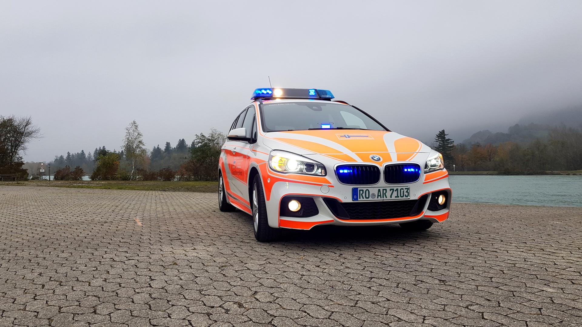 Kommandowagen Ambulanz Rosenheim